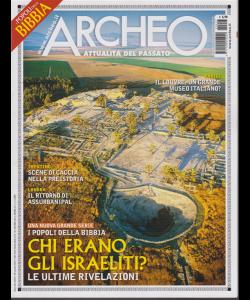 Archeo - n. 407 - gennaio 2019 - mensile
