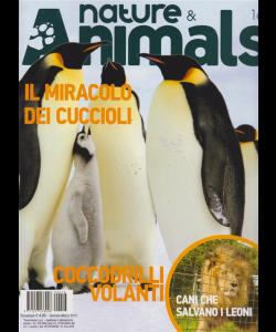 Nature & animals - n. 16 - trimestrale - gennaio - marzo 2019 -