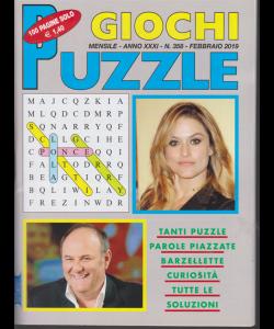 Giochi Puzzle - n. 358 - mensile - febbraio 2019 - 100 pagine