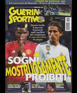 Guerin Sportivo - n. 2 - febbraio 2019 -mensile
