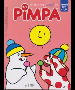 Pimpa - n. 377 - gennaio 2019 - mensile