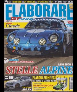 Elaborare + Elaborare 4x4 - n. 245 - gennaio 2019 - mensile - 2 riviste