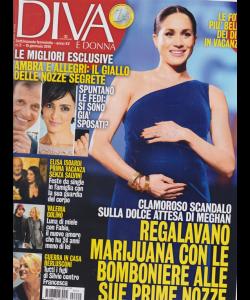 Diva E Donna  n. 2 - settimanale femminile - 15 gennaio 2019 -