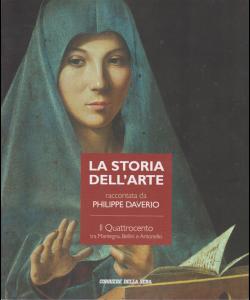 Storia dell'arte raccontata da Philippe Daverio  - Il quattrocento tra Mantegna, Bellini e Antonello - n. 3 - settimanale