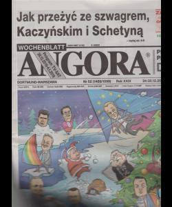 Angora - n. 52 - 24-30/12/2019 - in lingua polacca