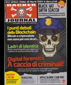 Hacker Journal - n. 228 - mensile - gennaio 2019 -