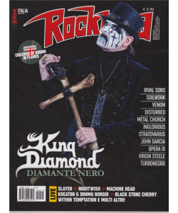 Rockhard Italia - n. 53 - gennaio 2019 - mensile