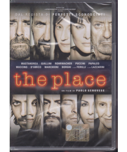 I Dvd Fiction SorrISI 2 - N. 4 - settimanale - 15 gennaio 2019 - The place -