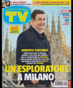 Sorrisi E Canzoni Tv - n. 2 - 15 gennaio 2019 - settimanale