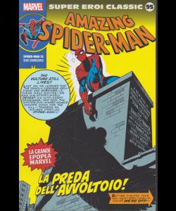Super Eroi Classic - Spider-Man - n. 95 - settimanale - La preda dell'avvoltoio!