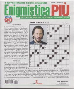 Enigmistica Piu' - n. 3 - 23 gennaio 2019 - settimanale