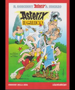 Asterix n. 3 - Asterix il gallico - settimanale -