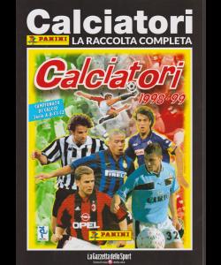 Calciatori Panini 1998 - 99 - La raccolta completa - n. 12 - settimanale