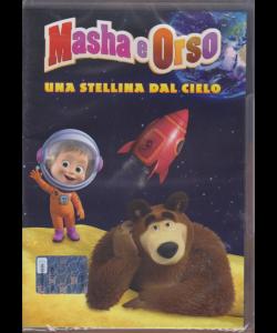 I Dvd Di Sorrisi5 - Masha E Orso - Una Stellina dal cielo - n. 5 - settimanale - 17/1/2019