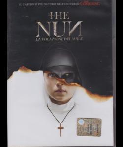 I Dvd Cinema Di Sorrisi - n. 4 - The Nun - La vocazione del male - settimanale - 16/1/2019 -