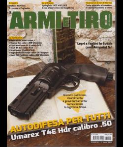 Armi E Tiro - n. 12 - dicembre 2018 - mensile -
