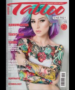 Tattoo Energy - n. 117 - bimestrale - febbraio - marzo 2019