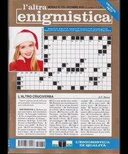 L'altra enigmistica - n. 470 - dicembre 2018 - mensile