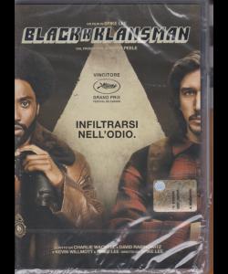 I Dvd Cinema Di Sorrisi - Blackkklansman - Infiltrarsi nell'odio - settimanale - 22/1/2019