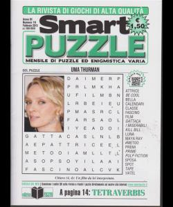 Smart Puzzle - n. 19 - febbraio 2019 - mensile