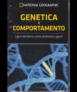 Le Frontiere della scienza - National Geographic - Genetica e comportamento - n. 45 - settimanale - 23/1/2019 -