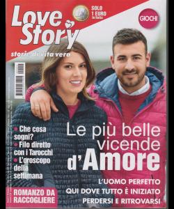 Love Story - n. 4 - 29 gennaio 2019 - settimanale