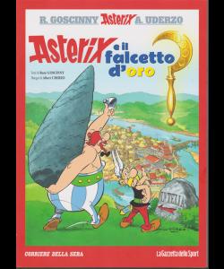 Asterix e il falcetto d'oro - n. 4 - settimanale -