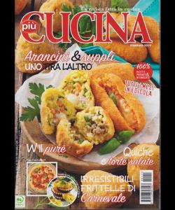 Più cucina - n. 111 - mensile - febbraio 2019 -