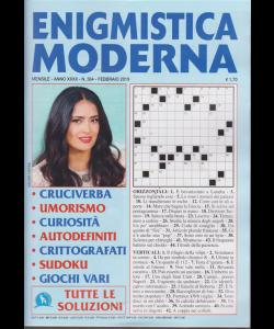 Enigmistica Moderna - n. 364 - mensile - febbraio 2019 -