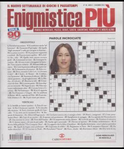 Enigmistica Piu' - n. 48 - 5 dicembre 2018 - settimanale