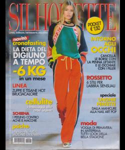 Silhouette donna - pocket - n. 2 - febbraio 2019 - mensile