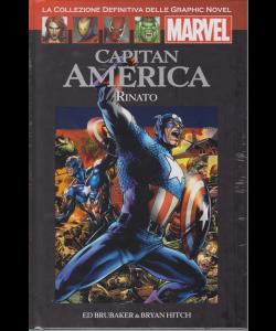 Capitan America - Rinato - n. 12 - 26/1/2019 - quattordicinale - esce il sabato