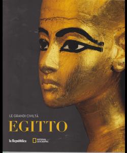 Le Grandi Civilta' - Egitto - n. 1 -