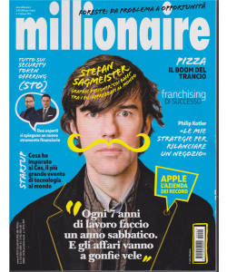 Millionaire - n. 2 - febbraio 2019 -
