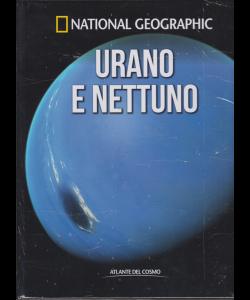 National Geographic - Urano e Nettuno - Atlante del cosmo - n. 27 - quindicinale - 1/2/2019