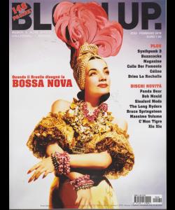 Blow Up Rock - n. 249 - febbraio 2019 - 148 pagine! - mensile