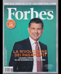 Forbes - n. 16 - febbraio 2019 - mensile