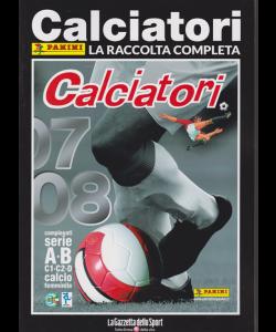 Calciatori Panini - La raccolta completa - 2007-2008 - n. 21 - settimanale