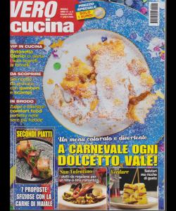 Vero Cucina - n. 2 - mensile - febbraio 2019 -
