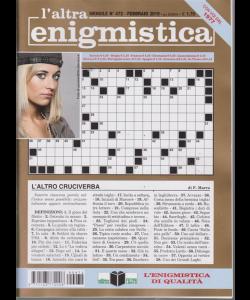 L'altra Enigmistica - n. 472 - mensile - febbraio 2019 -
