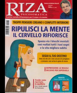 Riza Psicosomatica - n. 456 - febbraio 2019 - mensile -