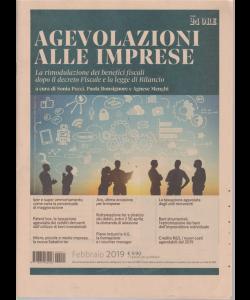 Soluzioni Del Sistema Frizzera - Agevolazioni alle imprese - n. 1 - febbraio 2019 -