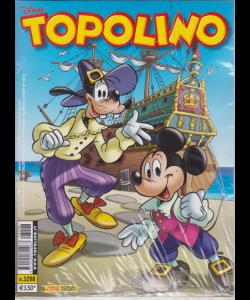 Topolino - n. 3298 - settimanale - 6 febbraio 2019 - + biglietto di auguri pop-up!