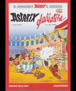 Asterix gladiatore - n. 6 - settimanale -