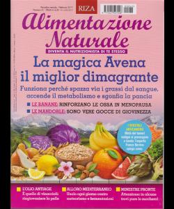 Alimentazione.Naturale - n. 41 - mensile - febbraio 2019 -