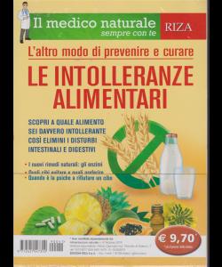 Alimentazione naturale - Le intolleranze alimentari - n. 41 - febbraio 2019 -