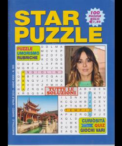 Star Puzzle - n. 300 - bimestrale - marzo - aprile 2019 - 100 pagine