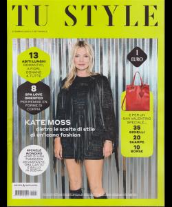 Tu Style - n. 7 - 5 febbraio 2019 - settimanale