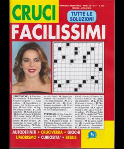 Cruci Facilissimi - n. 71 - bimestrale - marzo -aprile 2019 -