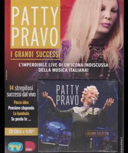 Cd Sorrisi Speciale - Patty Pravo - I grandi successi - n. 7 - settimanale - gennaio 2019 -